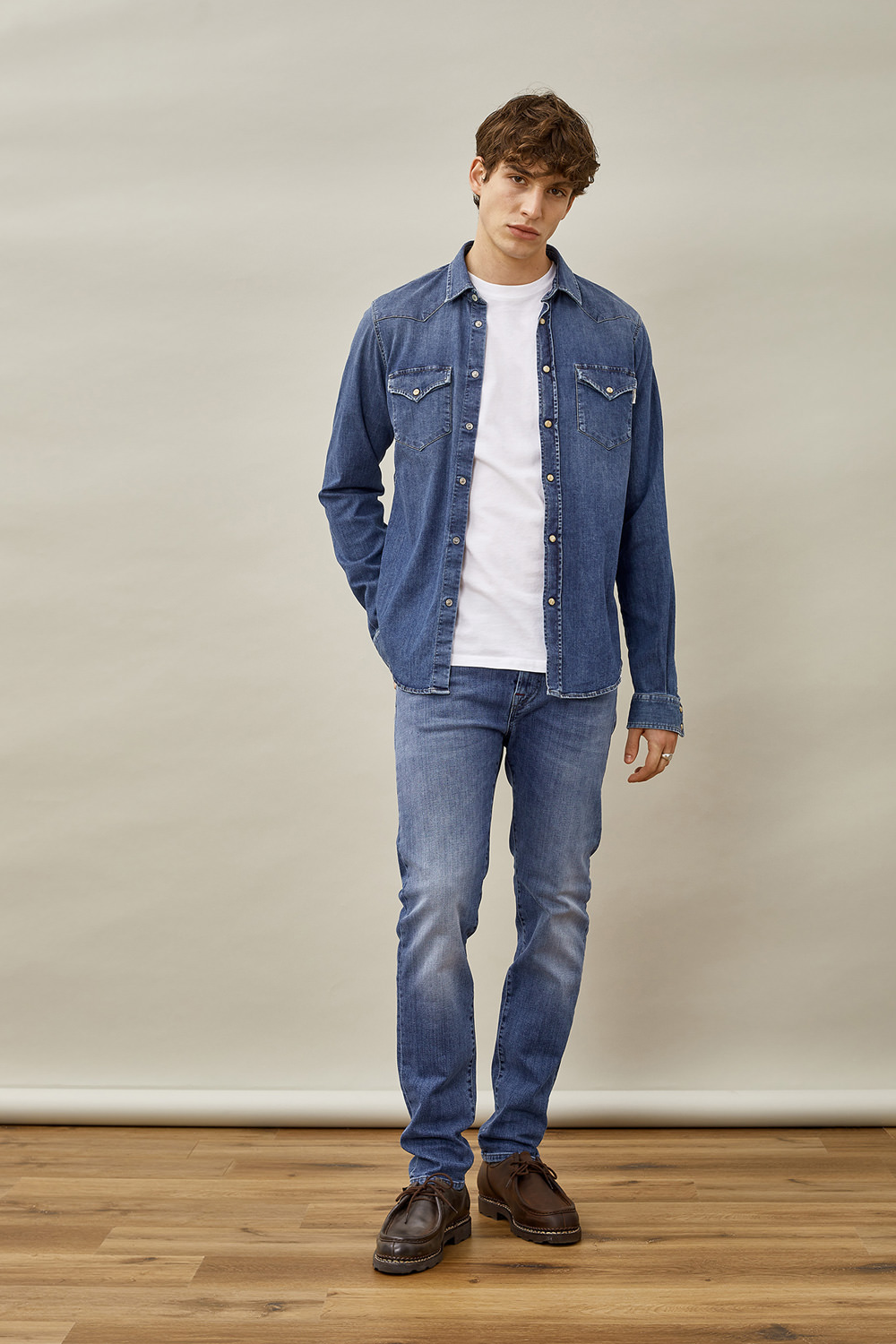 ROY ROGERS: 517 SPECIAL VITO JEANS