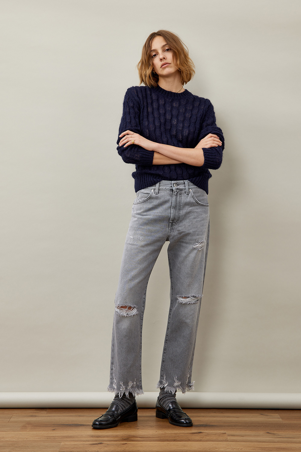ROY ROGERS: JEANS COOL DENIM MANITOU