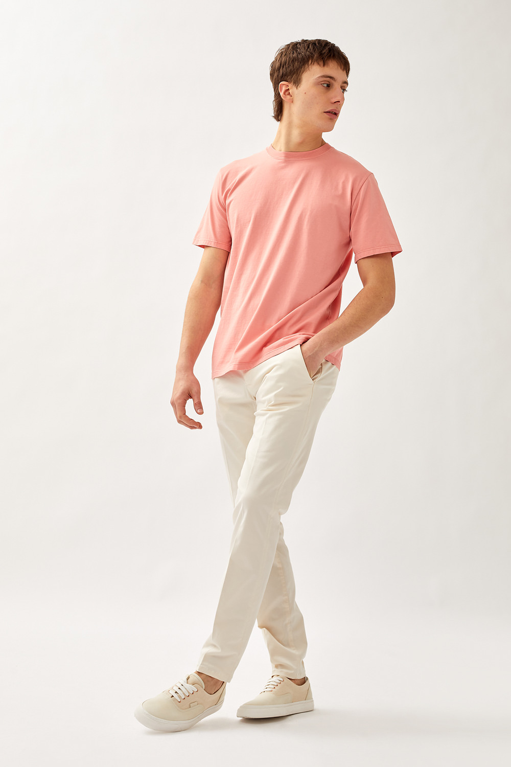 ROY ROGERS: NEW ROLF PXT READ PANTS IN STRETCH GABARDINE