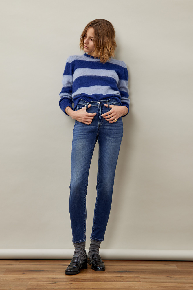 ROY ROGER'S JEANS CATE HIGH SPRINGS STRETCH