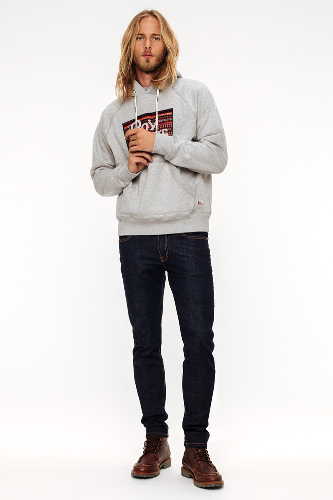 ROY ROGER'S JEANS PM17 RINSE