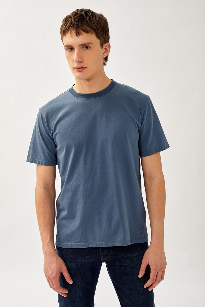 ROY ROGER'S T-SHIRT IN ORGANIC COTTON